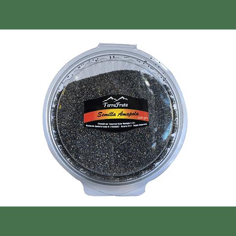 Semilla Amapola 200 gr - granel