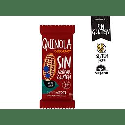 Quinola  Cacao sin azúcar sin gluten 30 gr