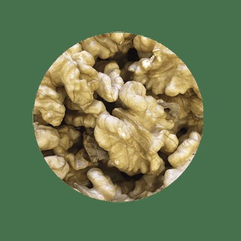 Nueces Mariposa enteras 100 gr  - granel
