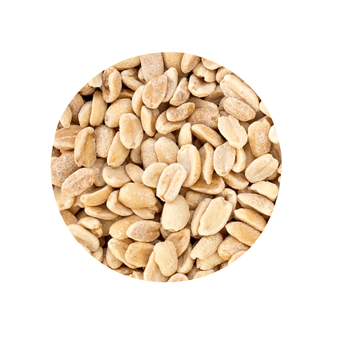 Maní Natural sin Sal 200 gr - granel