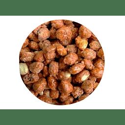 Maní Confitado sabor Piña 200 gr - granel