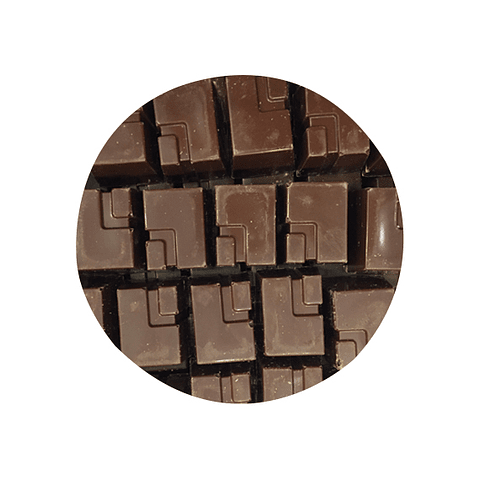 Bombones de Menta sin azúcar 100 gr -granel