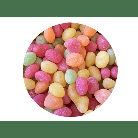 Jellybeans deliket Ácidos 100 gr - granel
