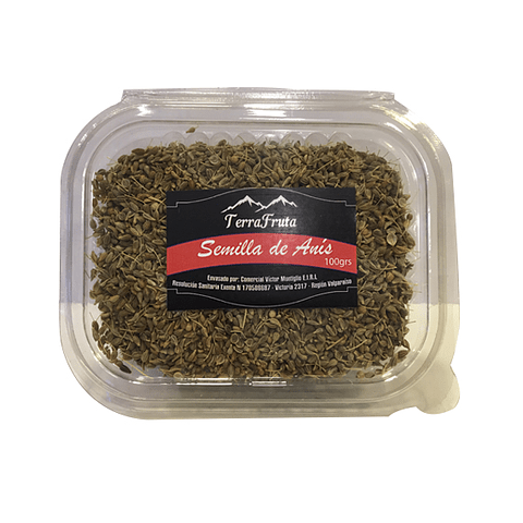 Semilla de Anís 100 gr - granel