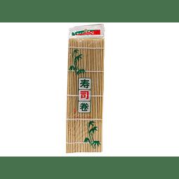 Esterilla Para Sushi de Bambú