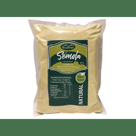 Sémola de Trigo  - 500 gr