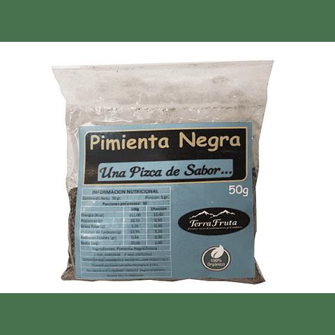 Pimienta Negra Molida 50 gr - granel