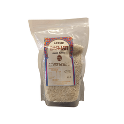 Arroz Basmati (grano blanco)  -  500 gr