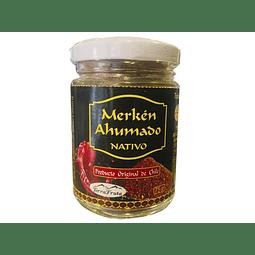 Ají Merkén Ahumado Nativo - 75 gr - granel