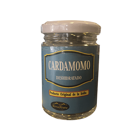 Cardamomo Semilla  45 gr