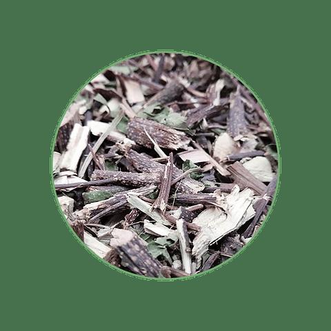 PALO NEGRO, Leptocarpha rivularis, 35 gr aprox. - Presentación: (Ramas) Deshidratado