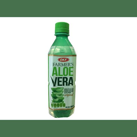 Bebida Aloe Vera Original 500 cc