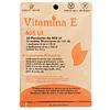 VITAMINA E - (30 porciones de 405 ui)  - Peso Neto: 24,3 gr