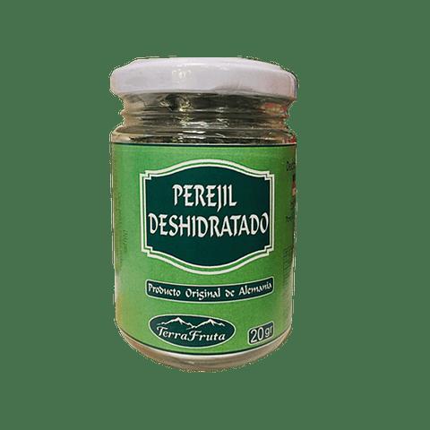 PEREJIL DESHIDRATADO ENTERO - 20 gr (Origen Alemán)