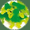 Rana Gigante Dulce Brillante - 100 gr aproximado - granel