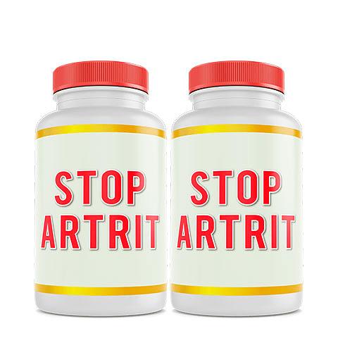Promoción 2 Stop Artrit