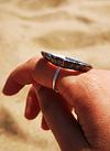 Keyhole Limpet Ring (XL)