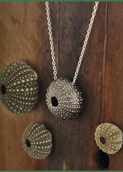 Sea Urchin Necklace (M)
