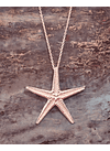 Starfish Necklace (L)