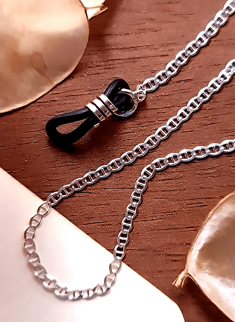 Chain for glasses