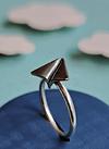 Paper Plane Ring