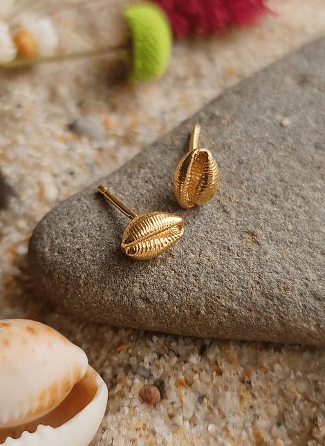 Cowry Earrings (XS)