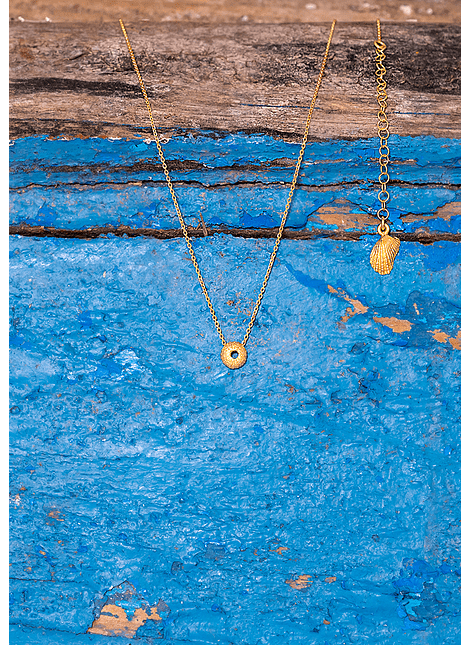 Sea Urchin Necklace (S)