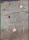 Sea Scallop  Necklace