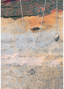 Starfish Necklace (S)