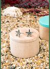 Brincos Estrela do Mar