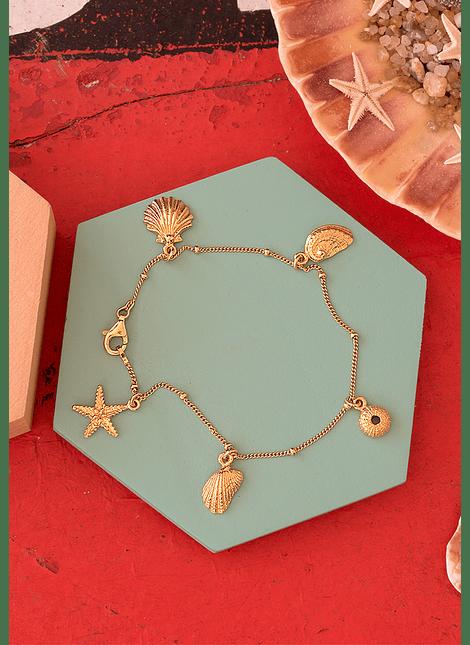 Seashells Fauna Bracelet