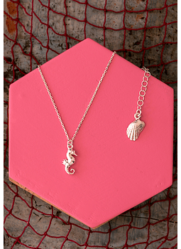 Seahorse Necklace