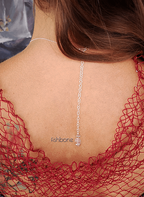 In the can, Necklace
