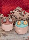 Sea Urchin Earrings (M)
