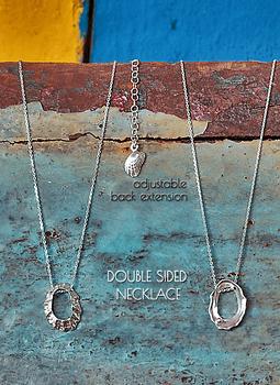 Keyhole Limpet Necklace (M)