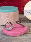 Keyhole Limpet Earrings (M)