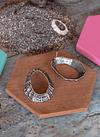 Keyhole Limpet Earrings (XL)
