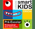 Pack Pré-escolar (Trimestral)
