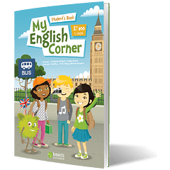 My English Corner 3º ano - Student's Book (Curricular)