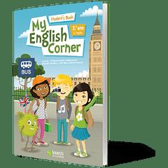My English Corner 3º ano - Student's Book (Curricular)