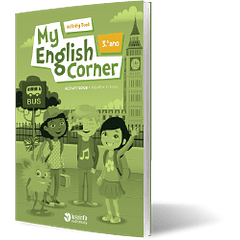 My English Corner 3º ano - Activity Book (Curricular)