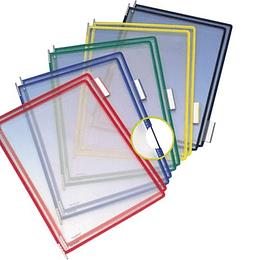 Infokabata TARIFOLD A4, dažādās krāsās