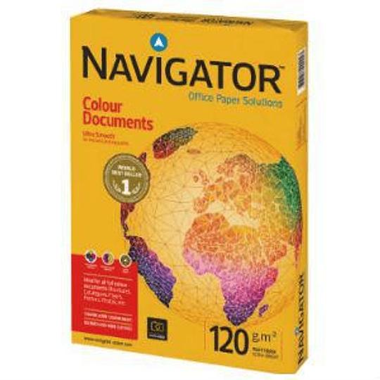 Бумага NAVIGATOR ColourDoc. A4/250 листов 120гр/м2
