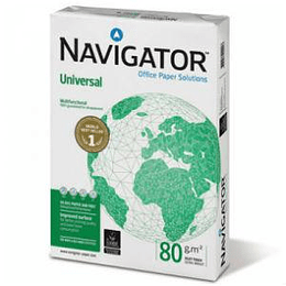 Papīrs NAVIGATOR A3/80gr/500lp.