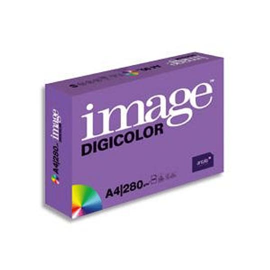 Бумага IMAGE Digicolor A4/280г/м2 125 листов
