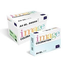 Krāsains papīrs IMAGE C. A3 80g/m2 500 lp. ūdens zila krāsa