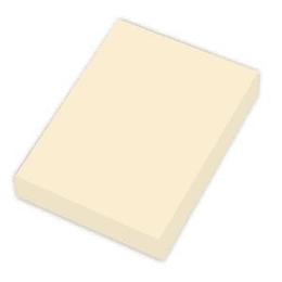 Papīrs COLORIT 64x92 160g, 1 loksne krēmkrāsa