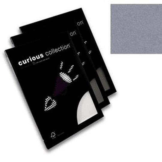 Бумага Curious Metallic, Galvanised A4/120гр. 50 листов