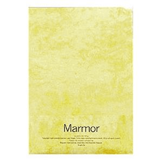Бумага MARMOR 90г/м2 жёлтая A4/100листов