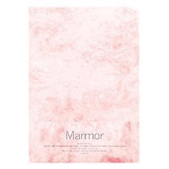 Бумага Marmor 90г / 100 листов А4 розового цвета